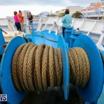 Open House Onboard M-V Somers Isles Bermuda, May 12 2016-22