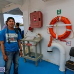 Open House Onboard M-V Somers Isles Bermuda, May 12 2016-7
