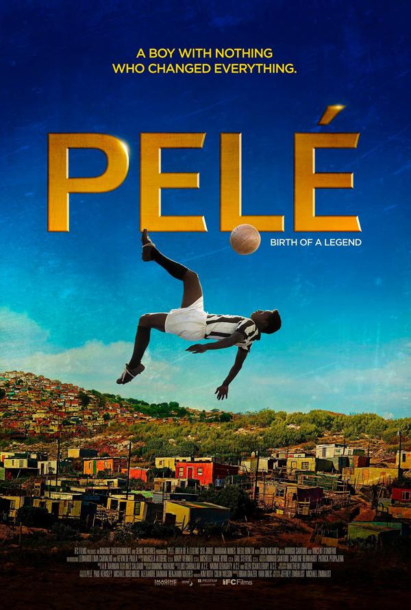 Pelé Bermuda May 23 2016