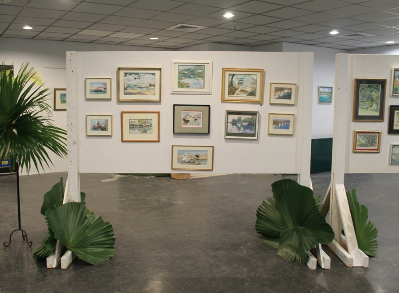 Pop in  Pop up  Art Gallery Bermuda May 9 2016 (4)