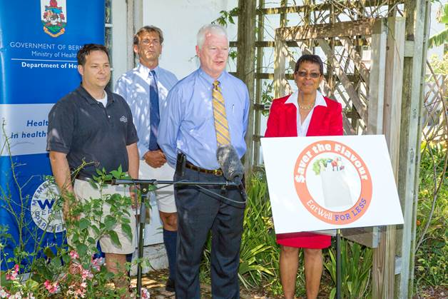 Saver the Flavour Launch Bermuda May 16 2016 (1)