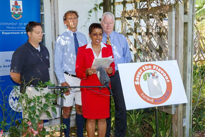Saver the Flavour Launch Bermuda May 16 2016 (2)