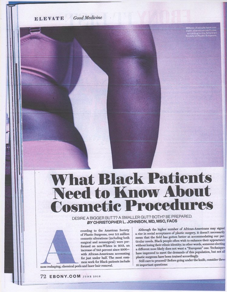 dr christopher johnson ebony article 2