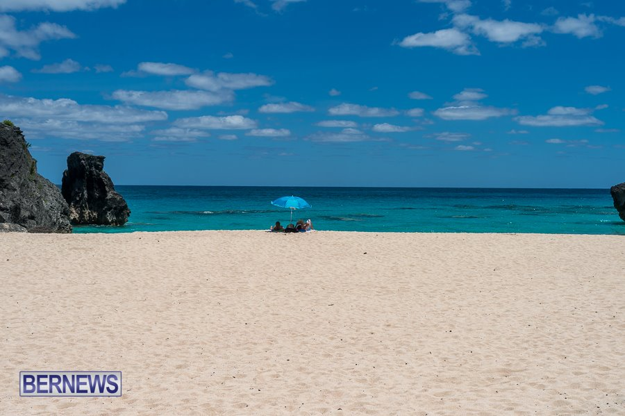 561 private day at the beach Bermuda Generic June 2016