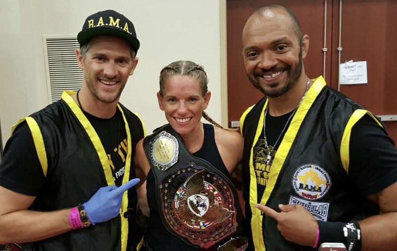 Bermuda Fight Team June 22 2016 3