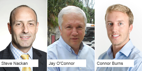Burns, Connor and Nackan Bermuda June 27 2016