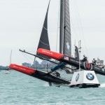 Racing Day 2 of Louis Vuitton America's Cup World Series Chicago