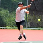 Deloitte Open Tennis Tournament  Bermuda June 16 (2)