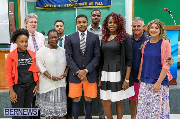 Generation Next Town Hall Bermuda, June 22 2016-5