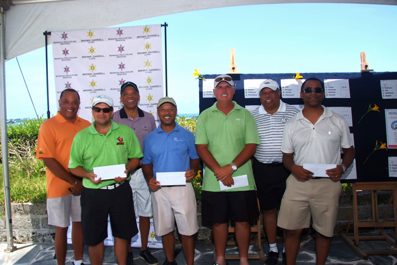 Golf winners Bermuda June 9 2016