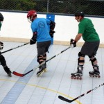 Inline Ball Hockey Bermuda 08 June (1)