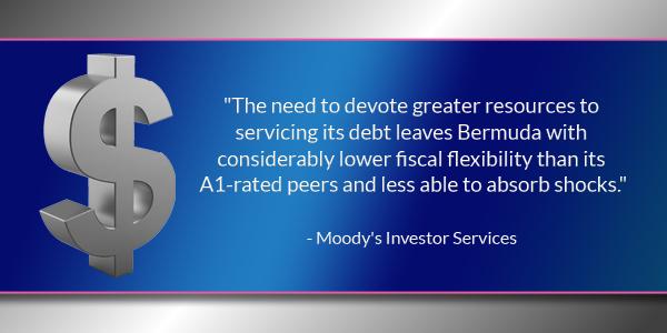 Moody's Investor Services Bermuda June 4 2016