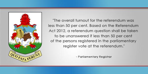 Parliamentary Registrar Bermuda June 24 2016