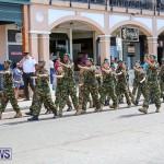 Queen's Birthday Parade Bermuda, June 11 2016-18