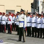 Queen's Birthday Parade Bermuda, June 11 2016-21