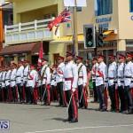 Queen's Birthday Parade Bermuda, June 11 2016-25