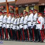 Queen's Birthday Parade Bermuda, June 11 2016-26