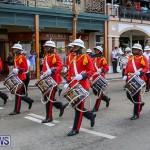 Queen's Birthday Parade Bermuda, June 11 2016-5