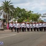 Queen's Birthday Parade Bermuda, June 11 2016-65