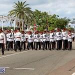 Queen's Birthday Parade Bermuda, June 11 2016-67