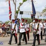 Queen's Birthday Parade Bermuda, June 11 2016-78