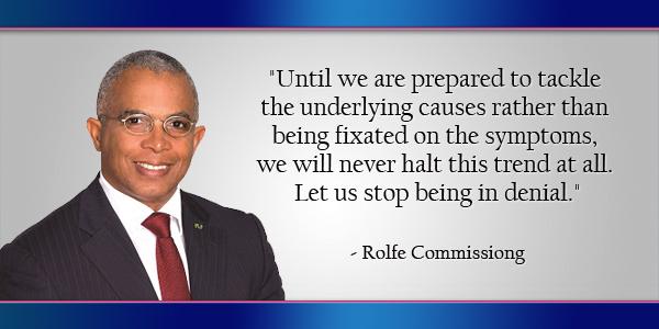 Rolfe Commissiong Bermuda June 14 2016