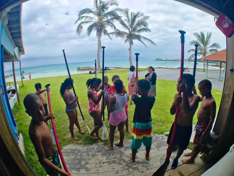 SUP'r kids Bermuda Free Paddling Program June 11 2016 (4)