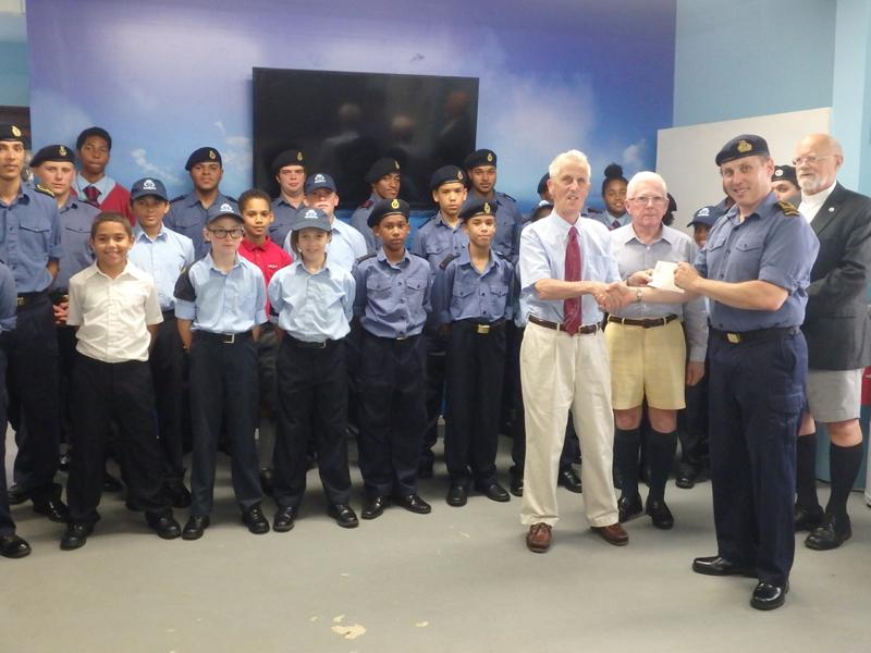 Sea Cadet Award Bermuda June 4 2016 (5)