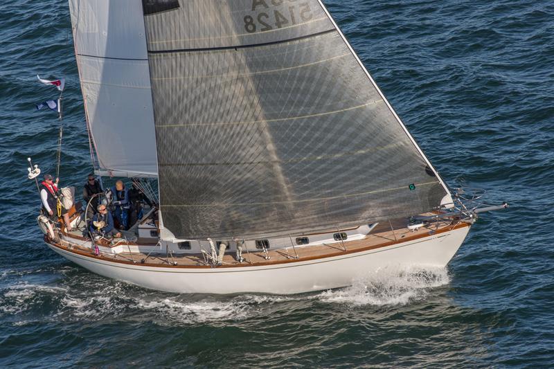 2016 Newport Bermuda Yacht Race START: SHEARWATERUSA 51428CD12CCA, Stonington Harbor YCDaniel BiemesderferCruiser DivisionMason 43WhiteNewport Shipyard51428CCA, Stonington Harbor YC