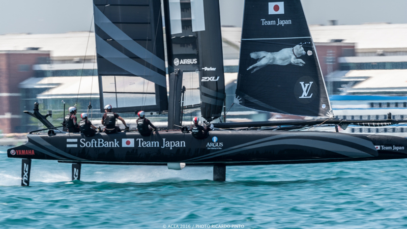 SoftBank-Team-Japan-Claims-First-Win-In-Chicago-June-11-2016-11