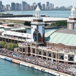 The Louis Vuitton America's Cup World Series in Chicago