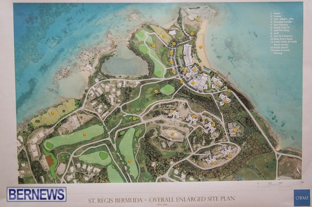 St Regis St George's Hotel Development Town Hall Bermuda, June 9 2016-10
