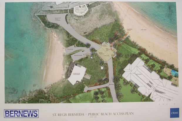 St Regis St George's Hotel Development Town Hall Bermuda, June 9 2016-13