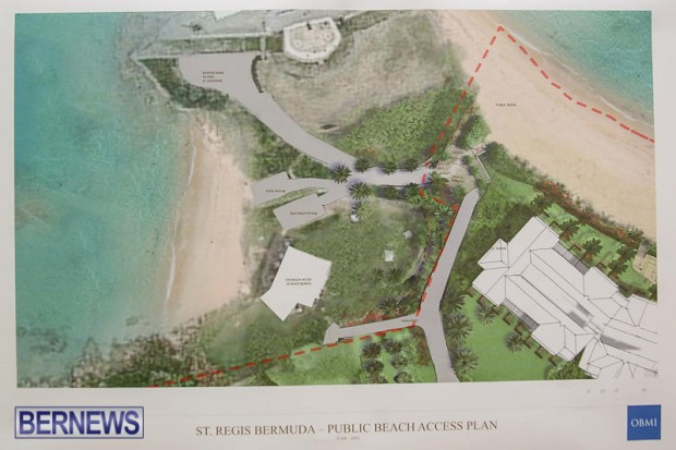 St Regis St George's Hotel Development Town Hall Bermuda, June 9 2016-14