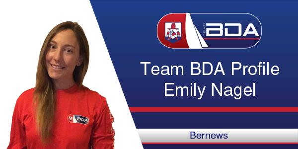 Team BDA Profile Emily Nagel