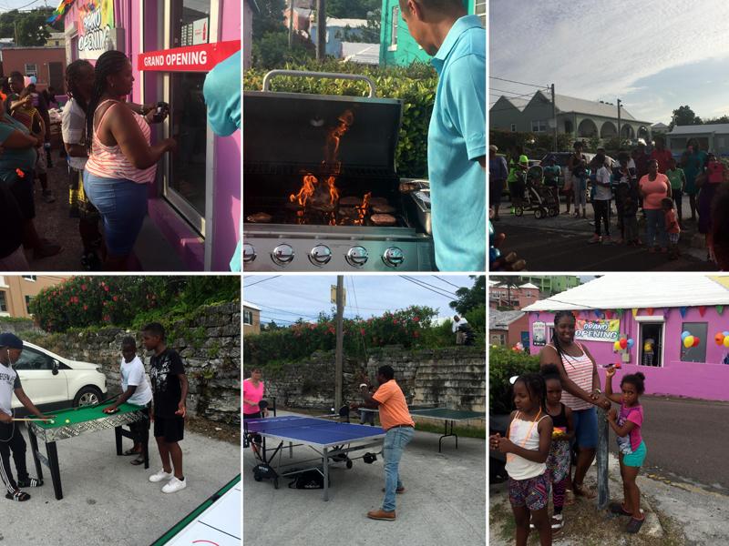 Team Street Safe Pembroke Community Celebration Bermuda June 27 2016
