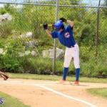 Yao Baseball Cubs-Marlins Bermuda June 29 2016  (2)