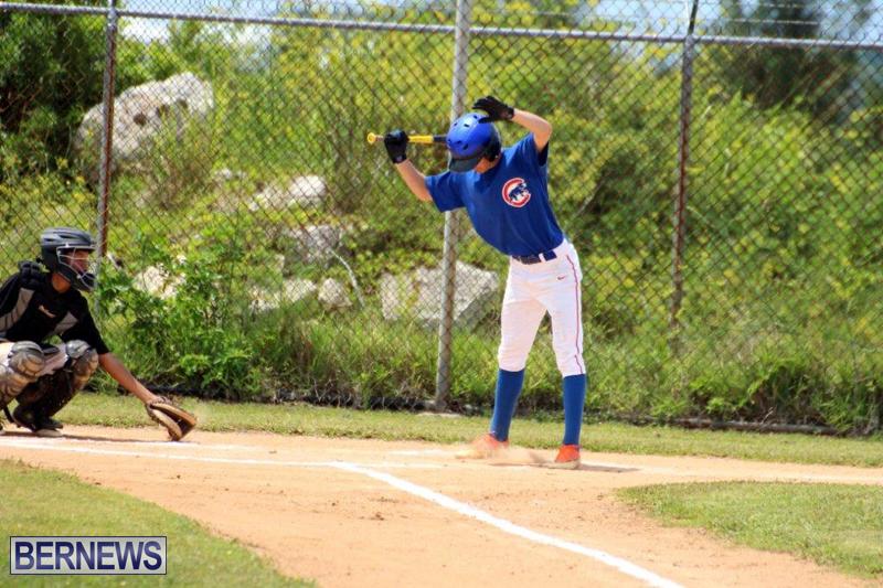 Yao-Baseball-Cubs-Marlins-Bermuda-June-29-2016-2