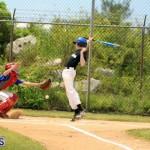 Yao Baseball Cubs-Marlins Bermuda June 29 2016  (9)