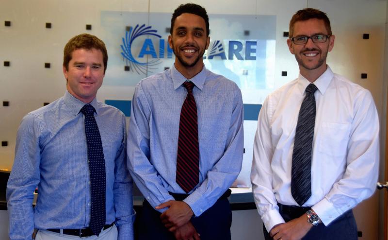 air care sponsorship Bermuda June 29 2016