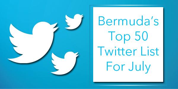2016 July top 50 twitter 2