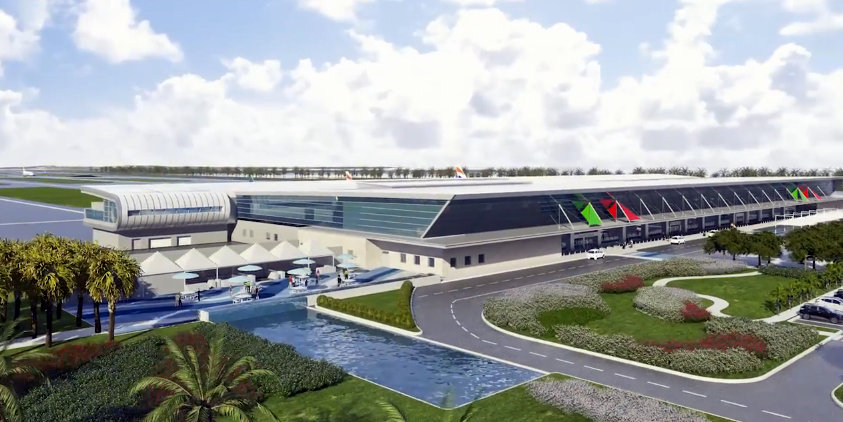 Bermuda Airport - Ground Floor Plan July 14 2016 1 (2)