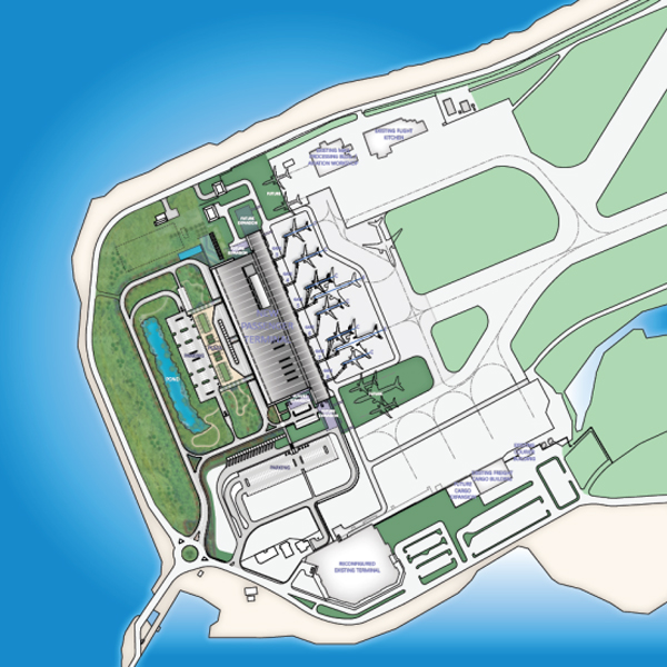 Bermuda Airport - Ground Floor Plan July 14 2016 1