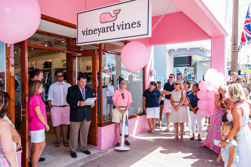 Bermuda Vineyard Vines Opening Hamilton 2016 July (11)