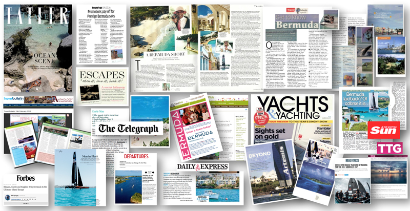 Editorial_Coverage_Collage Bermuda July 15 2016