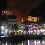 Fire on Front Street Bermuda July 21 2016 (1)