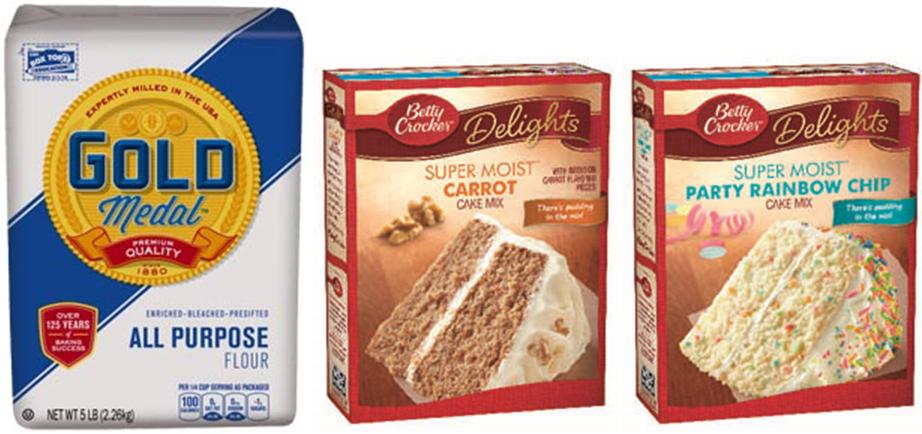 Flour and cake mix recalled Bermuda July 14 2016