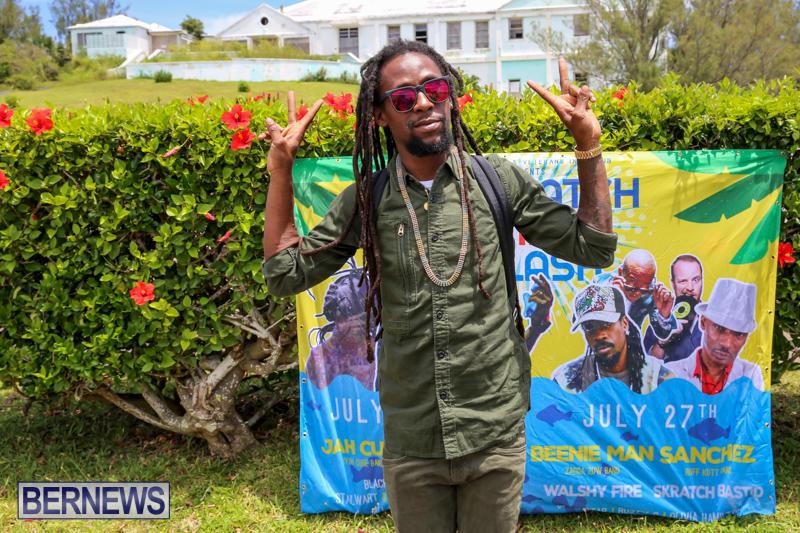 Jah Cure in Bermuda, July 22 2016-1