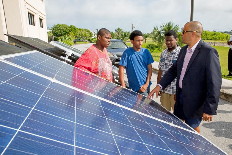 MINISTER-STEMS Bermuda July 8 2016  (2)