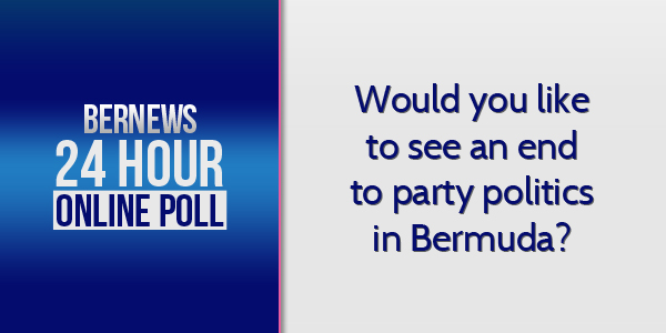 Online Voting TC see end to party politics Bermuda Jan 11 2016 2